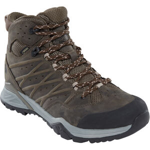 The North Face Hedgehog Hike II Mid GTX Shoes Herren tarmac green/burnt olive green