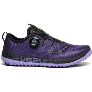 saucony Switchback ISO Schuhe Damen purple/black purple/black