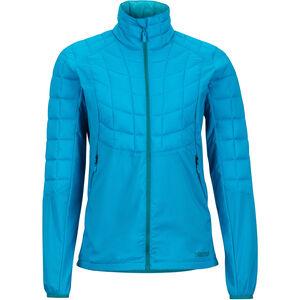 Marmot Featherless Hybrid Jacket Damen oceanic oceanic