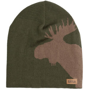 Sätila of Sweden Alces Mütze green/taupe green/taupe