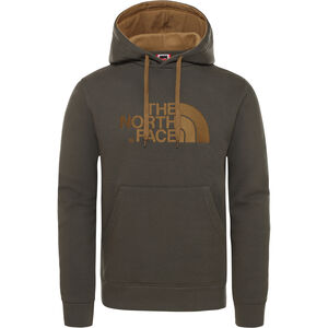 The North Face Drew Peak Pullover Hoodie Herren new taupe green/britsh khaki new taupe green/britsh khaki