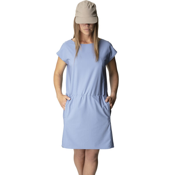 Houdini Dawn Dress Damen up in the blue
