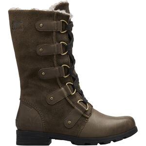 Sorel Emelie Lace Boots Damen veg tan/major veg tan/major