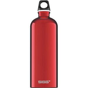 Sigg Traveller Trinkflasche red red