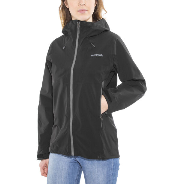 Patagonia Galvanized Jacket Damen black