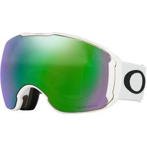 Oakley Airbrake XL Snow Goggles Herren polished white/w prizm jade iridium/prizm sapphire iridium polished white/w prizm jade iridium/prizm sapphire iridium