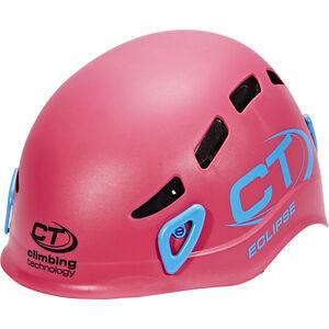 Climbing Technology Eclipse Helmet Kinder pink pink
