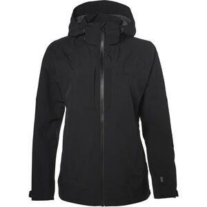 North Bend Nos Flex Jacke Damen black black