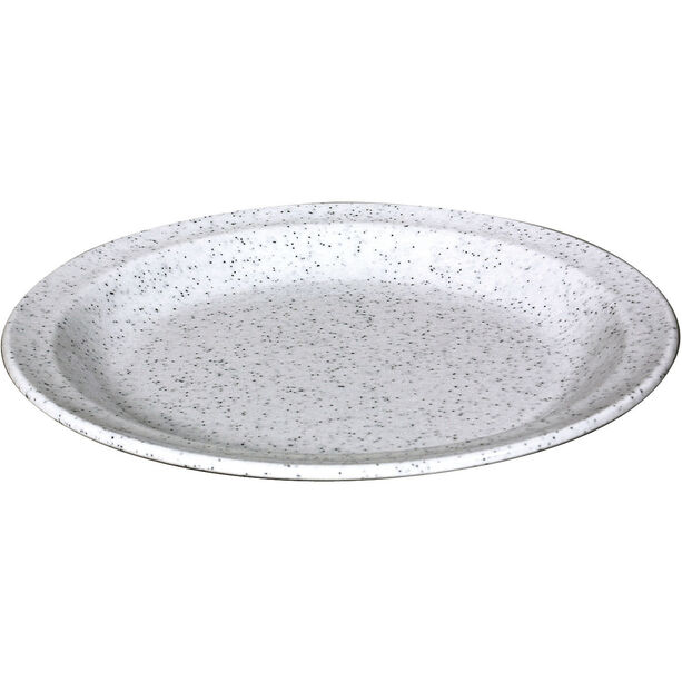 Waca Kuchenteller Melamin 19,5cm granit