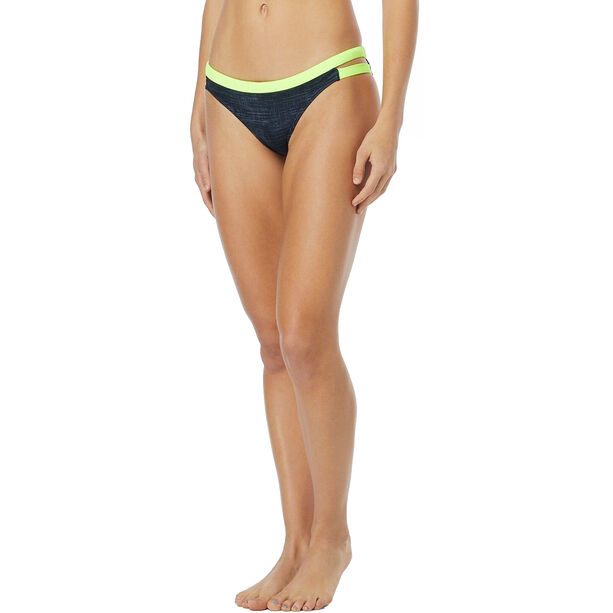 TYR Sandblasted Cove Bikini Bottom Damen black