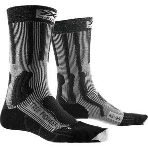 X-Socks Trek Pioneer Socks Herren opal black/flocculus white opal black/flocculus white