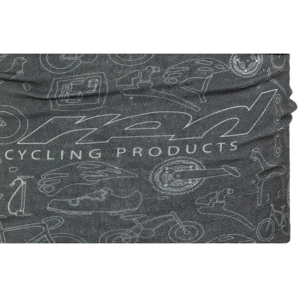 Red Cycling Products Multifunktionstuch bike schwarz