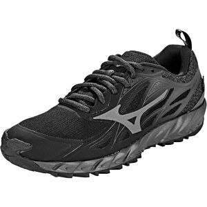 Mizuno Wave Ibuki GTX Running Shoes Damen black/metallic shadow/magnet black/metallic shadow/magnet