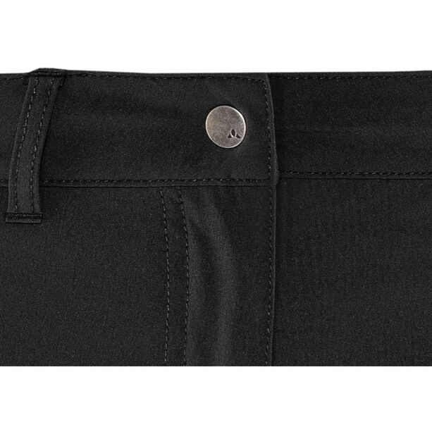 VAUDE Farley II Stretch Capri Damen black