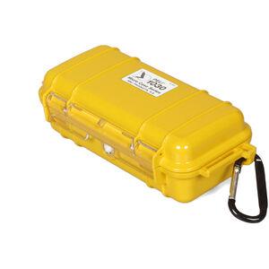 Peli MicroCase 1030 gelb gelb