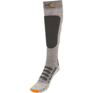 X-Socks Ski Silk Merino Socks Herren grey/anthracite grey/anthracite