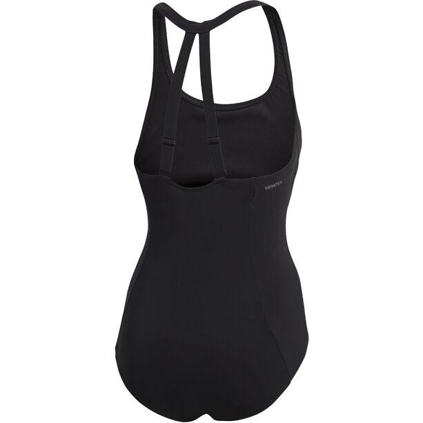 adidas Fitness Solid Econyl Badeanzug Damen black