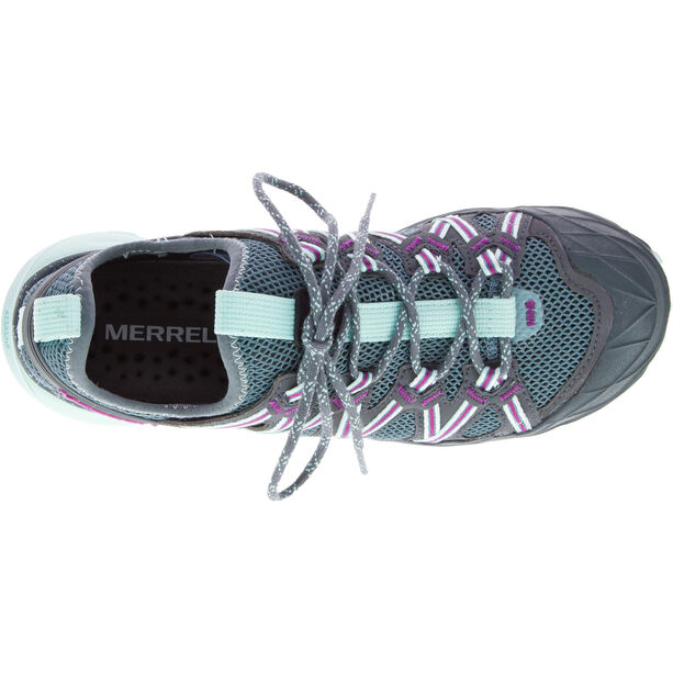 Merrell Choprock Sandals Damen blue smoke