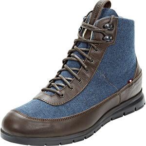 Dachstein Emil Shoes Herren navy/dark brown navy/dark brown