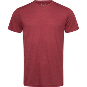 super.natural Everyday T-Shirt Herren cabernet melange cabernet melange