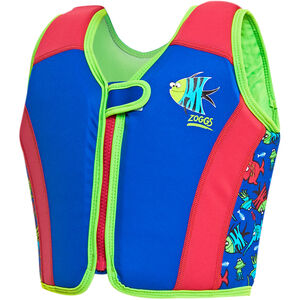 Zoggs Sea Saw Swim Jacket Jungs blue blue
