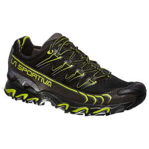 La Sportiva Ultra Raptor Running Shoes Herren black/apple green black/apple green