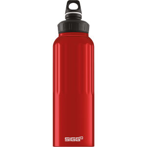 Sigg WMB Traveller Trinkflasche 1,5l red red