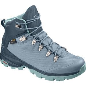 Salomon Outback 500 GTX Shoes Damen bluestone/reflecting pond/nile blue bluestone/reflecting pond/nile blue