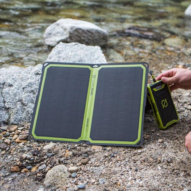 Goal Zero Nomad 14 PLUS Solar Panel black/green
