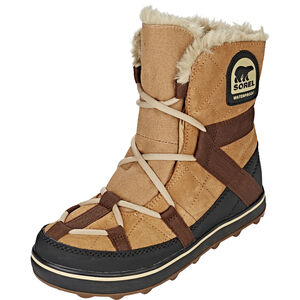 Sorel Glacy Expl**** Shortie Boots Damen elk