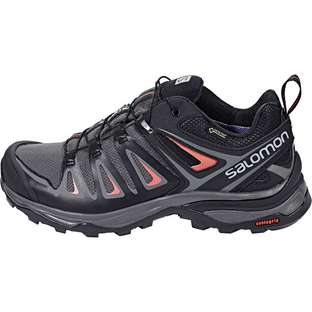 Salomon X Ultra 3 GTX Hiking Shoes Damen magnet/black/mineral red