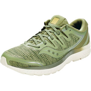 saucony Guide ISO 2 Shoes Herren olive shade olive shade