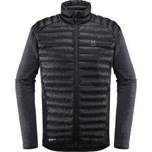 Haglöfs Mimic Hybrid Jacket Herren true black true black