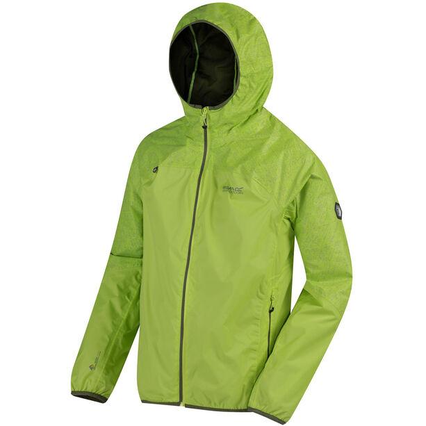 Regatta Levin II Jacke Herren lime green/lime green reflective