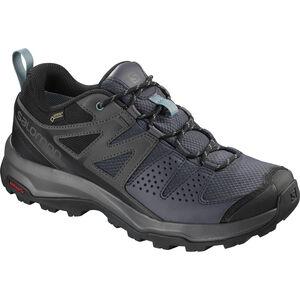 Salomon X Radiant GTX Shoes Damen graphite/magnet/trellis graphite/magnet/trellis