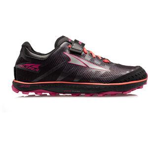 Altra King MT 2 Laufschuhe Damen black/coral/pink black/coral/pink