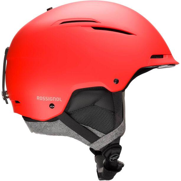 Rossignol Templar Impacts Helmet orange