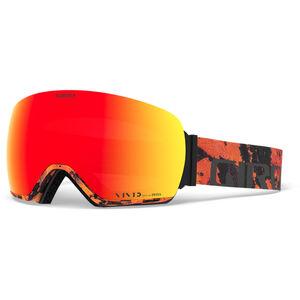 Giro Article Goggles Herren lava/vivid ember/vivid infrared lava/vivid ember/vivid infrared