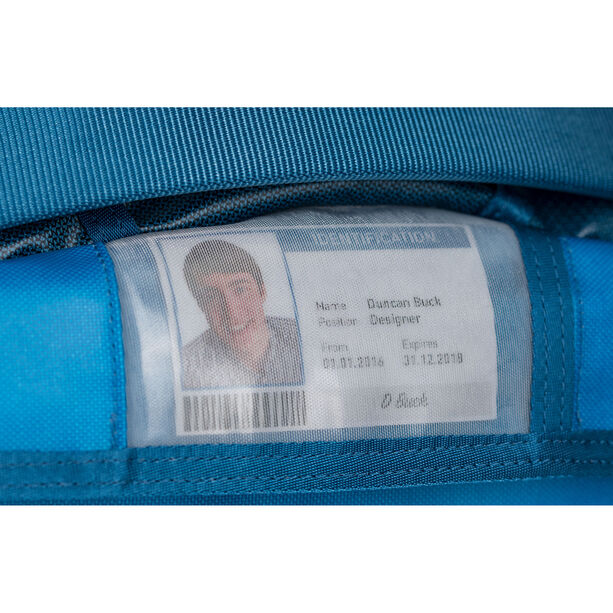 Osprey Transporter 40 Duffel Bag kingfisher blue