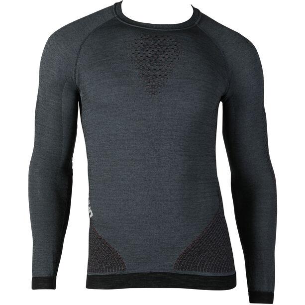 UYN Fusyon UW LS Shirt Herren french blue/blue/white