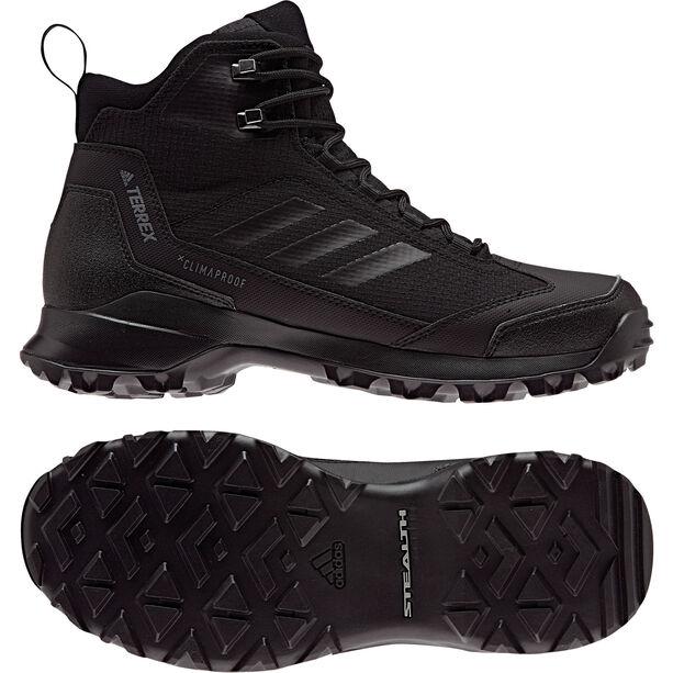 adidas TERREX Heron Winter Mid-Cut Schuhe Herren core black