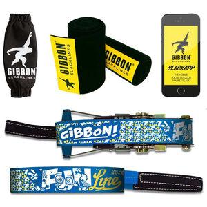 GIBBON Funline Treewear Set blau blau