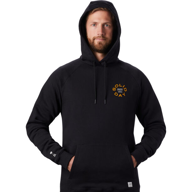 Mountain Hardwear Marrow Pullover Hoody Herren black