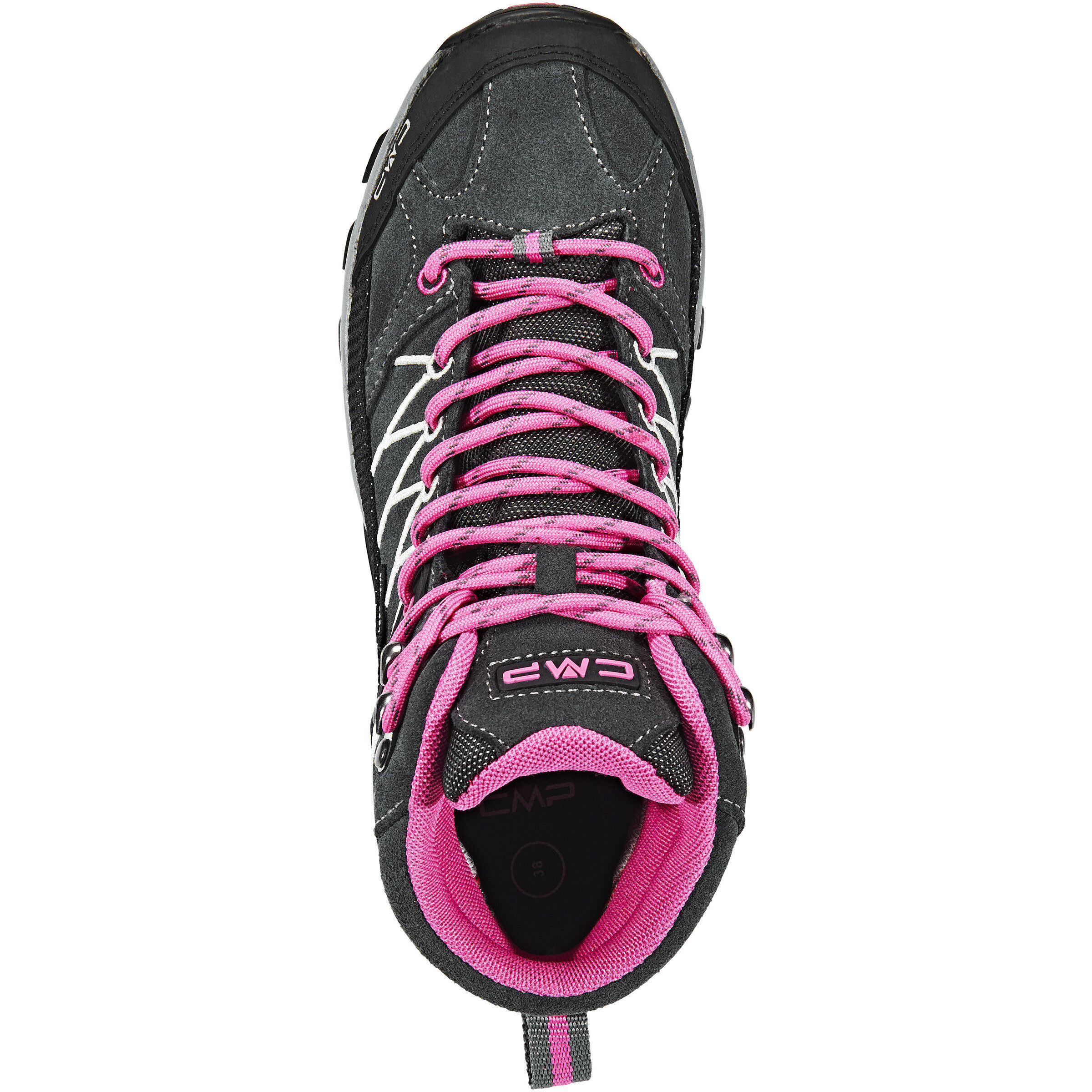 CMP Campagnolo Rigel Mid WP Trekking Shoes Damen grey fuxia ice