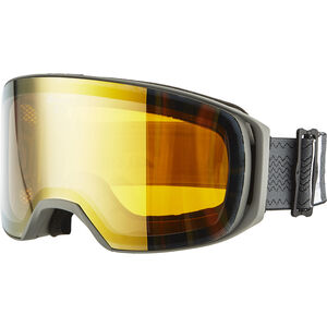Alpina Arris Multimirror S3 Goggles gold/anthracite matt gold/anthracite matt