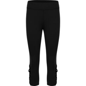 super.natural Motion Criss Cross Tights Damen jet black jet black