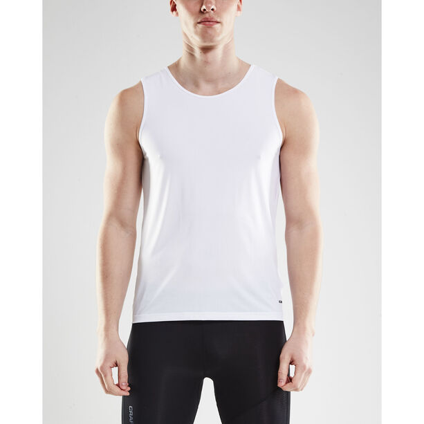 Craft Essential Singlet Herren white