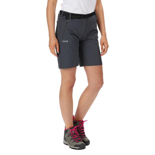 Regatta Xert II Stretch Shorts Damen seal grey