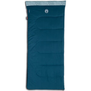 Coleman Hampton 220 Sleeping Bag blau blau
