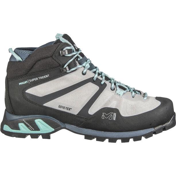 Millet Super Trident GTX Shoes Damen high rise/aruba blue